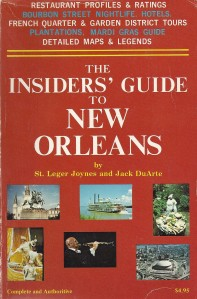 Insiders Guide to New Orleans