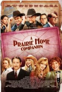 2006 movie A Prairie Home Companion
