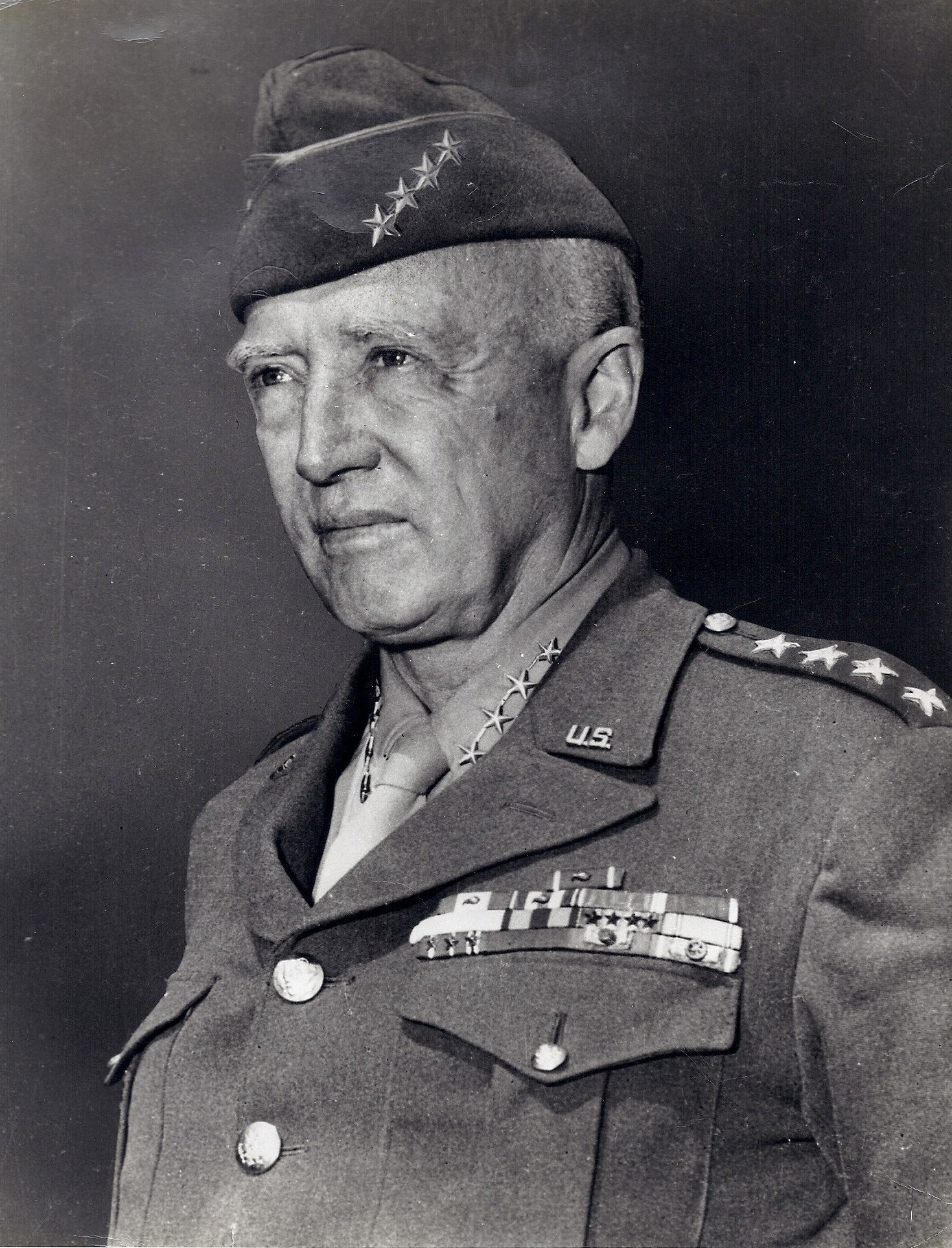 the legendary of general patton during the second world war This essay argues that general george s patton jr was a proficient  during  wwii thus provides a somewhat limited view of the legendary.