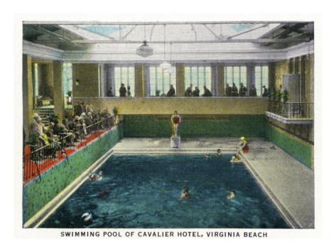 Memorial Day The Cavalier Hotel At Virginia Beach