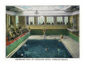 Cavalier Hotel Interior Swimming Pool