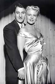 Danny Thomas and Peggy Lee