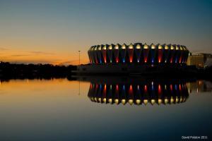 Hampton Coliseum. Photo by David Polston