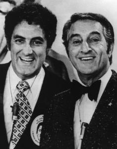 Pete Decker and Danny Thomas