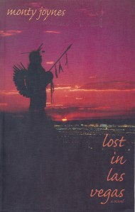 LOST IN LAS VEGAS book cover