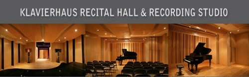 Klavierhaus recital hall