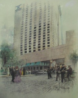 New Orleans Hilton