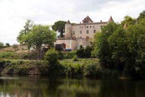 Chateau de Cayz Luzech, France