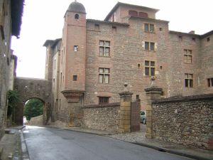 Chateau de Palaminy
