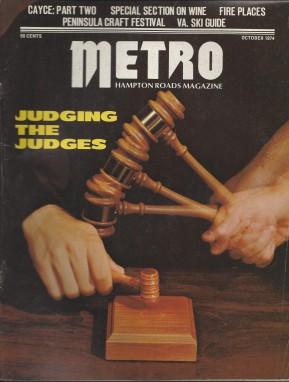 Metro Judging the Judges
