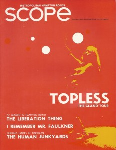 Scope Topless Issue