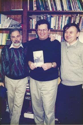 Bob, Monty, Frank
